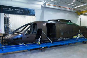 Tooling for S-97 Fuselage