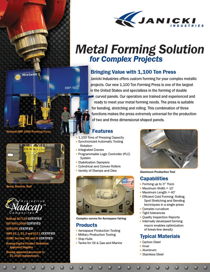 Metal Forming Solution