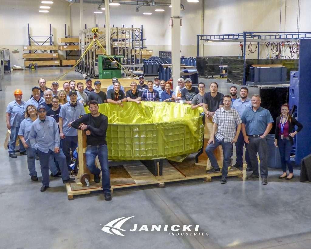Janicki Industries Team