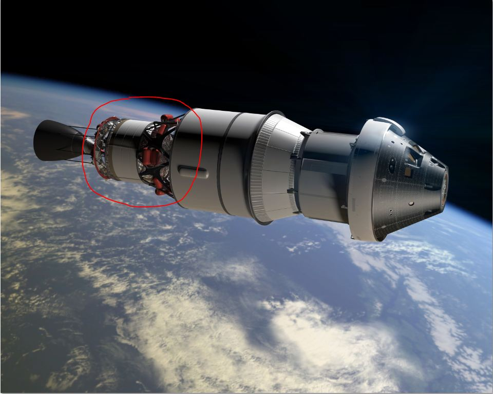Location of Cryo-Tank on Orion-Capsule2