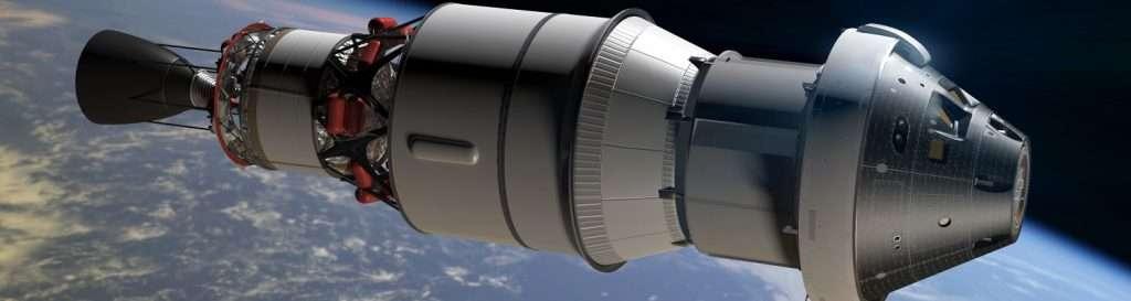 Orion Capsule Featured