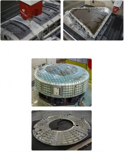 Commercial Aerospace, Military and Space Exploration Machining Services